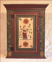 Kathy Graybill Painted Furniture