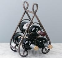 Seville Table Top Wine Rack (3 Bottle)