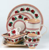 Apple  Nicholas Mosse Pottery & Dinnerware  Handmade & decorated in County Kilkenny, Ireland